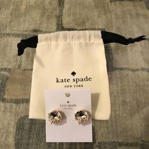 Kate Spade Small Gumdrop Studs! Brand New!